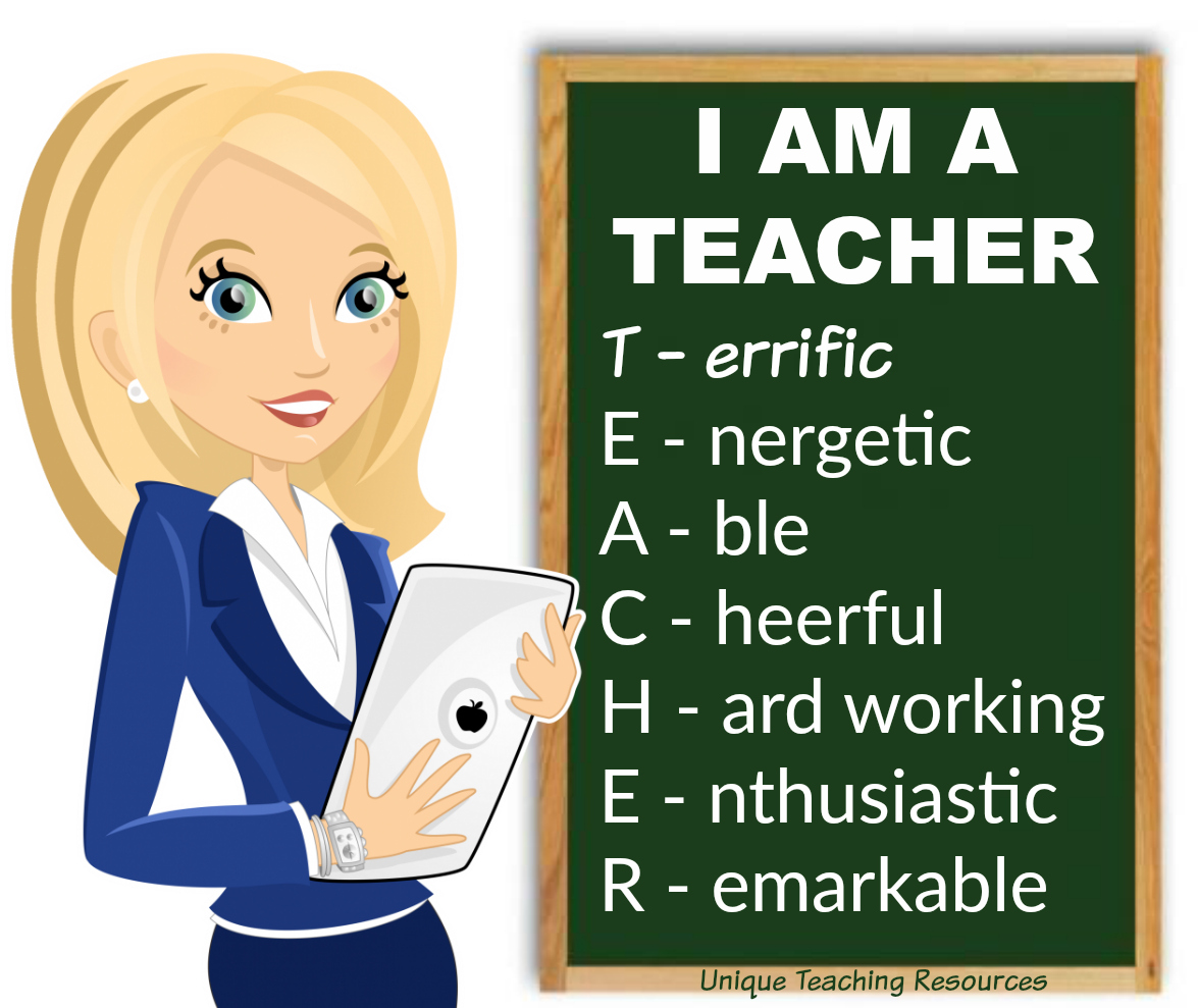 i am a teacher But i am three years into my teaching career and i am adamant about the fact that teaching is the best career on earth, because it is so fulfilling a teacher.