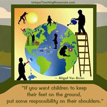 responsibility quotes for kids