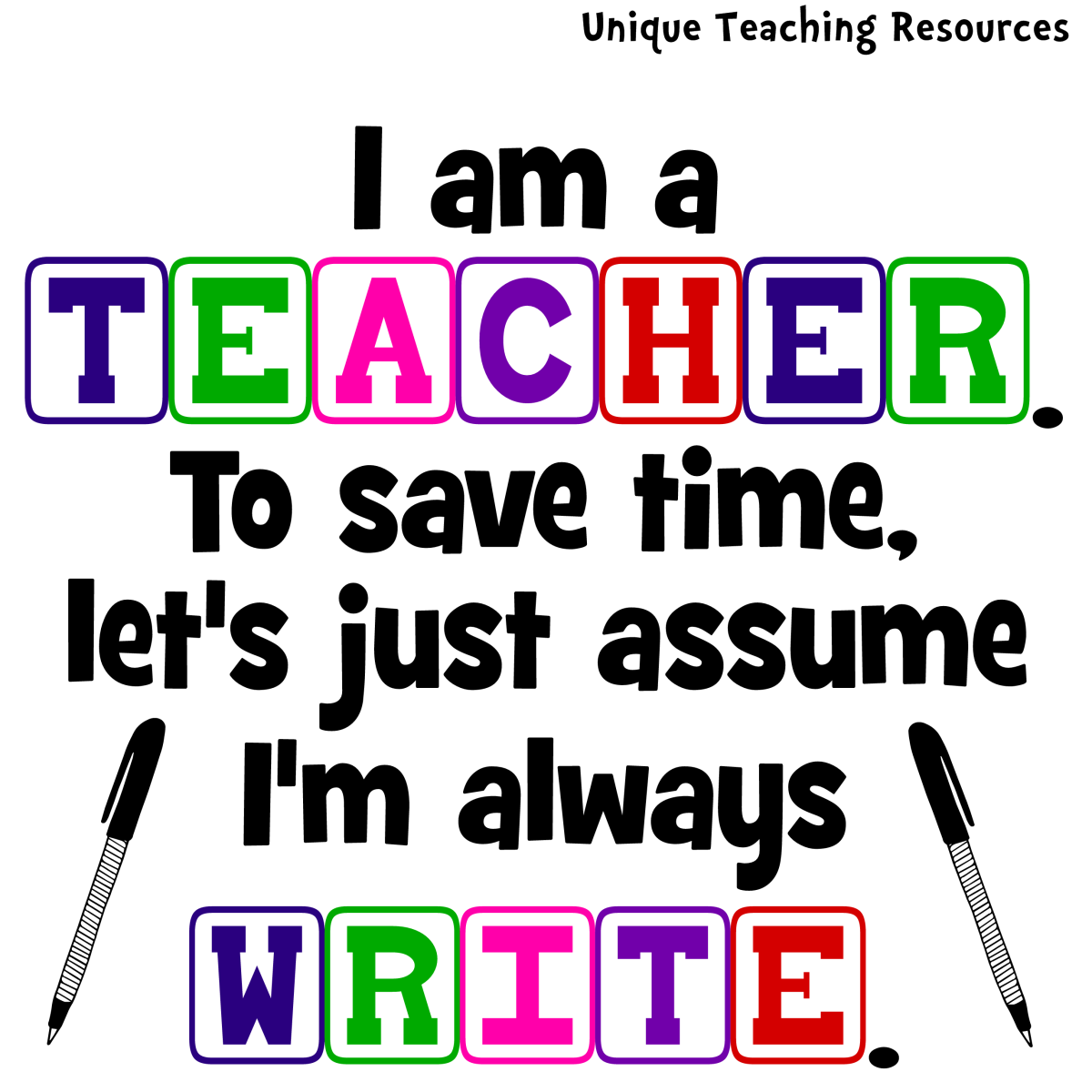 Teaching Quotes 20 I Am A Teacher Sayings Quotes And Graphics Page 2